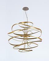 金属创意吊灯3d模型