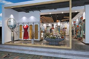 时尚服装店