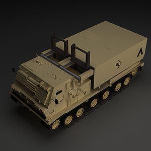坦克装甲车战斗车模型