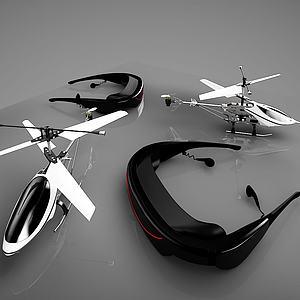 小飞机模型