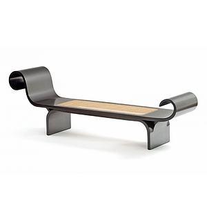 创意凳榻模型