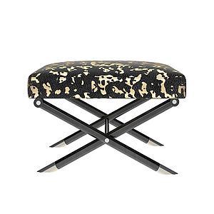 凳榻折叠凳模型