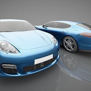 新款汽车模型