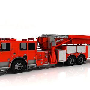 消防车模型