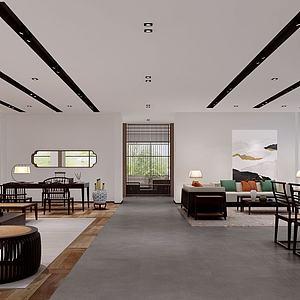 家具展厅专卖店3d模型