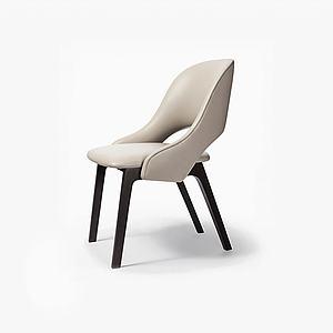 现代沙发椅模型