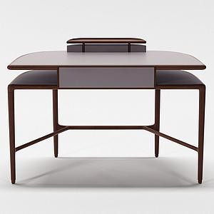 创意书桌模型