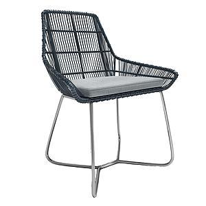 铁艺单椅模型