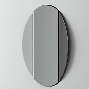 镜子壁挂模型