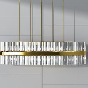 3d<font class='myIsRed'>水晶吊燈</font>模型