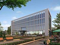 多層辦公樓3d模型