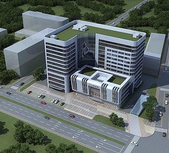 医院办公楼