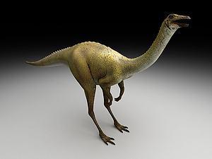 恐龙模型3d模型