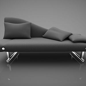 现代休闲沙发模型