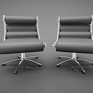 办公沙发模型