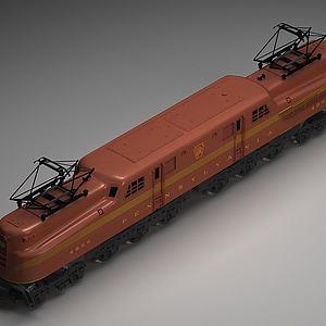 玩具火车模型