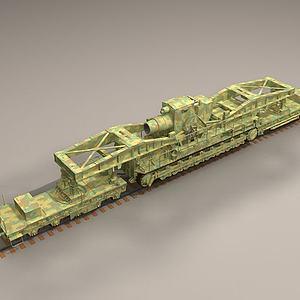火车道模型