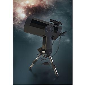 望远镜模型
