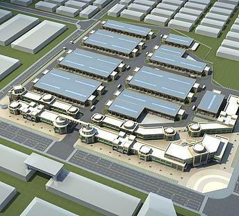 商贸城规划