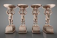現代風格雕像3d模型