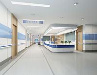 護士站3d模型