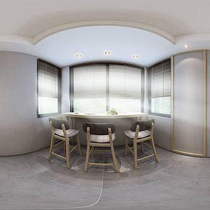 餐厨空间模型