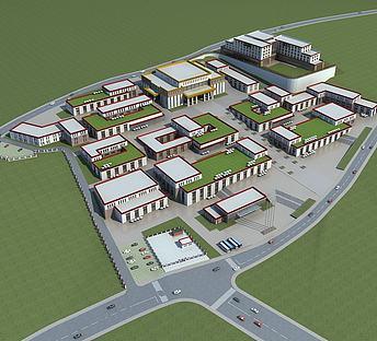 藏族商业街规划