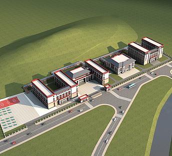 藏族学校规划