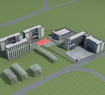 学校教育基地规划