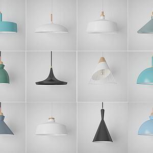 吊灯灯具灯饰3d模型