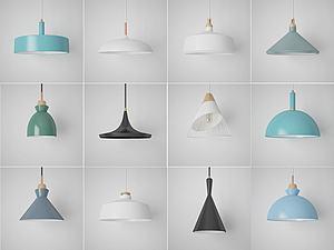 吊燈燈具燈飾模型3d模型