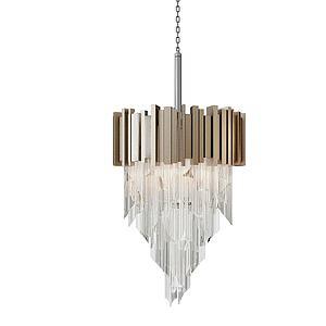 吊灯水晶灯模型
