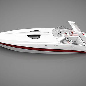 创意小船模型