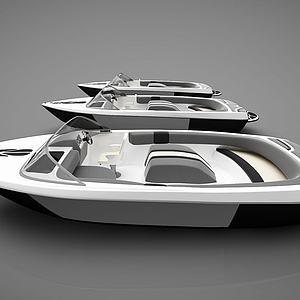 小船组合模型