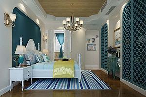 地中海风格卧室