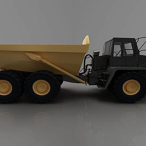 现代风格运输车模型