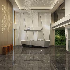 售楼部3d模型