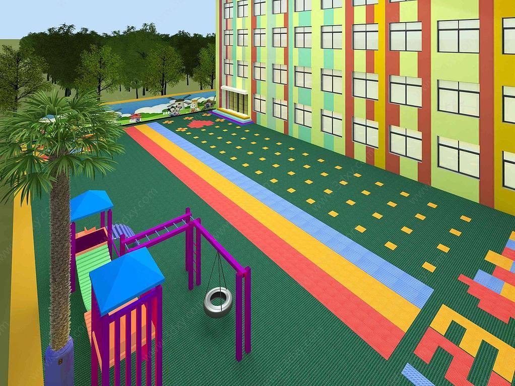 幼兒園操場
