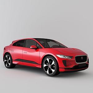 3d捷豹越野<font class='myIsRed'>车</font>SUV模型