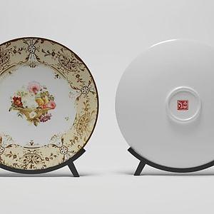 歐式陶瓷裝飾品模型