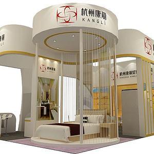 3d展览模型模型