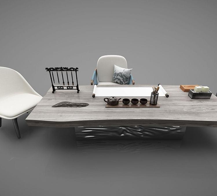 新中式风格休闲桌