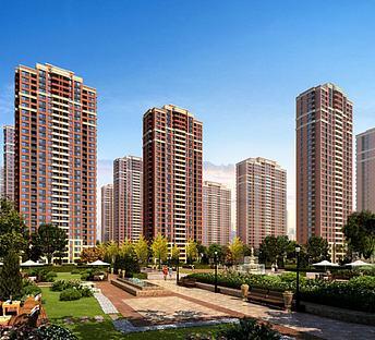 中式住宅景观