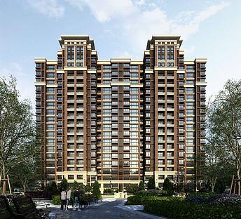 中式高端住宅