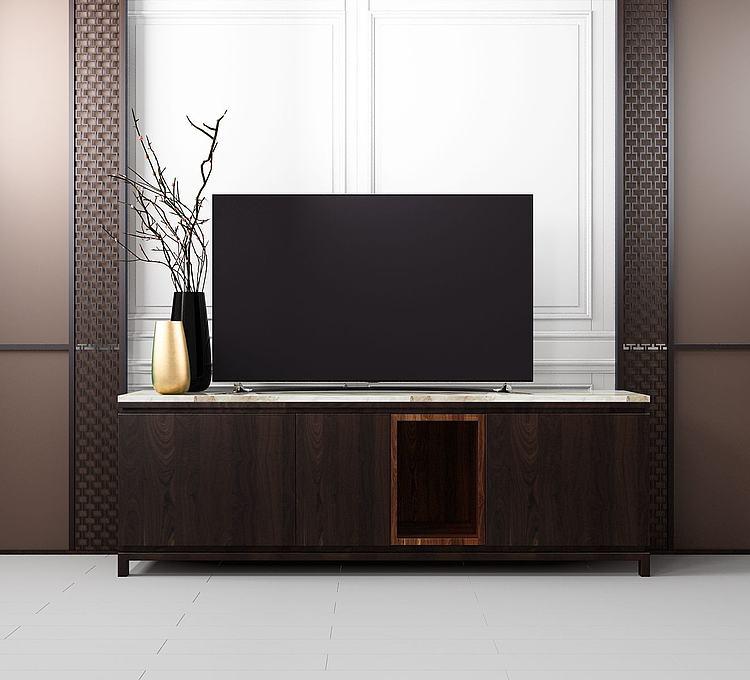 现代电视柜组合