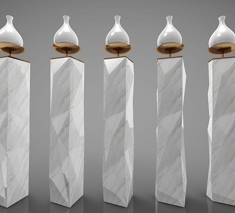 新中式风格装饰摆件