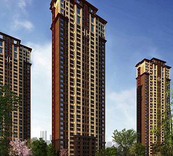 中式高层住宅
