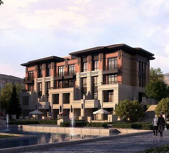 新中式别墅豪宅
