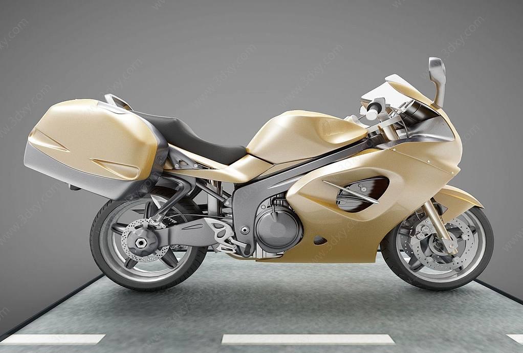 现代摩托车