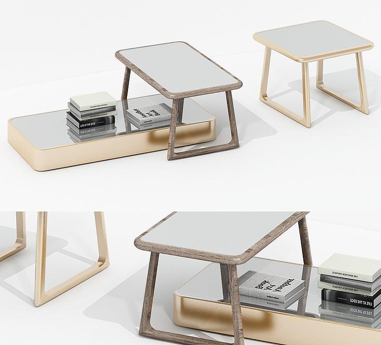 现代小桌子